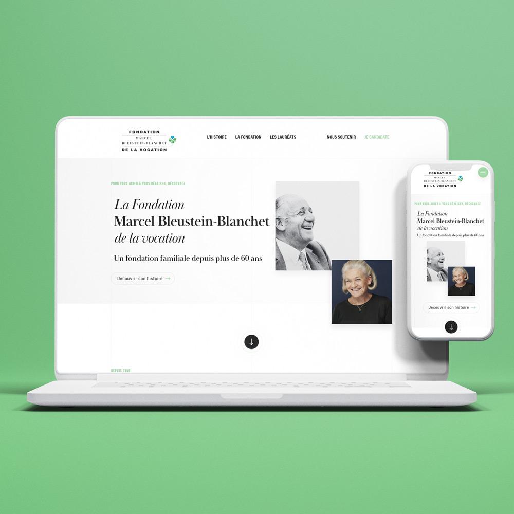 Fondation Marcel Bleustein Blanchet
